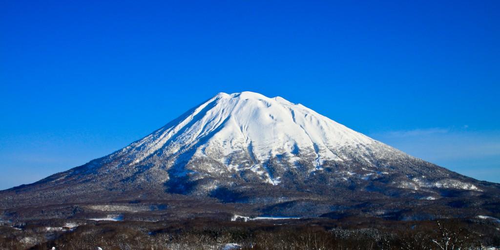 Mt. Yotei in Hokkaido