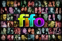 FIFO party logo