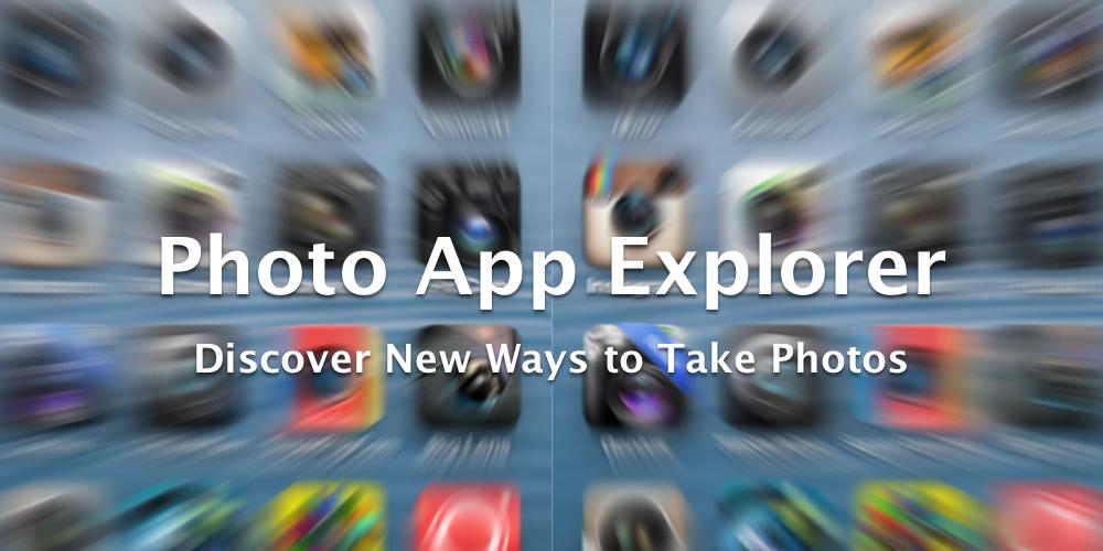 Photo App Explorer