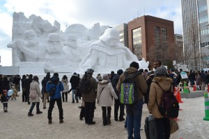 Snow Festival 2015 Star Wars